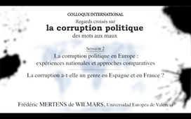 La corruption politique-Session 2-2