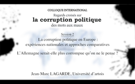 La corruption politique-Session 2-1