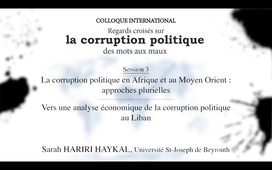 La corruption politique-Session 3-2