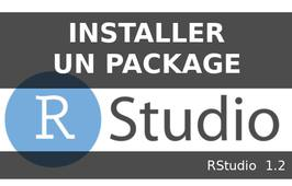 Installer un package sur R