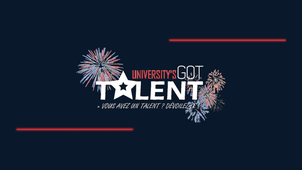 University's Got Talent - A vous de voter !