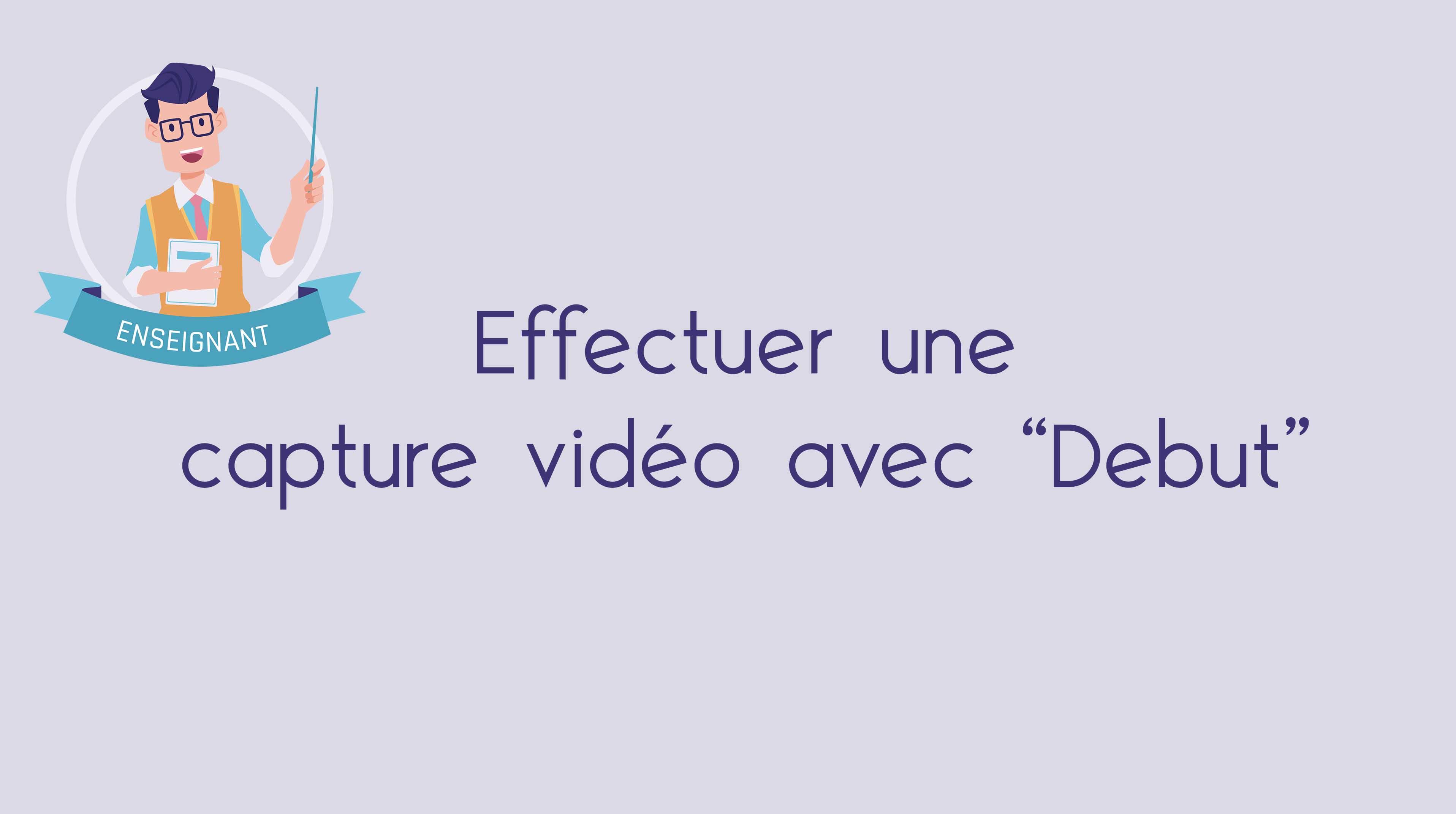 Créer une capsule vidéo depuis Powerpoint ou Keynote