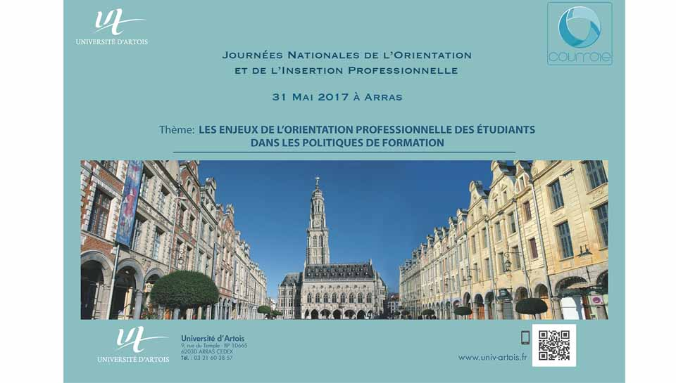 Journées Nationales de l'Orientation et de l'Insertion Professionnelle