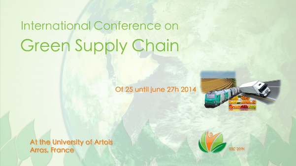 1- Green Supply Chain