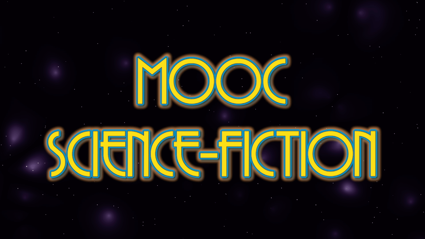 MOOC Science-Fiction - Le teaser !