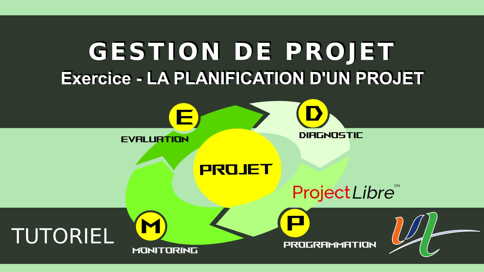Pod Artois Exercice Planification D Un Projet Avec Proj