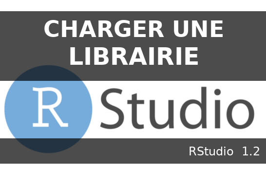 Charger une librairie sur R (package)